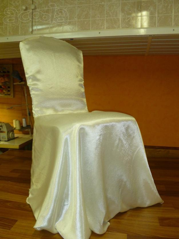 Универсальный чехол на стул сшить свадьба 8